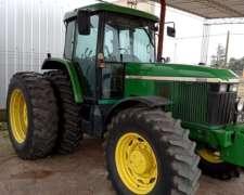 Tractor John Deere 7505 Joya para Entendidos.