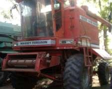 Cosechadora Massey Ferguson 6855