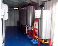 Planta De Biodiesel Usada Impecable