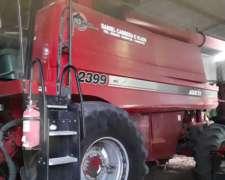 Case 2399 4X4 año 2007. Motor 3500 Hs Reparada