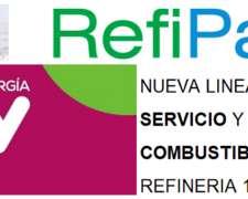 Venta Combustibles / Granel - Pampetrol / Refipampa / Voy