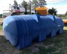 Tanque Horizontal Rotor 15000