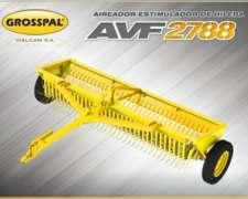 Aireador Estimulador de Hilera AVF2788 Grosspal