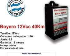 Electrificadores Solares - 12 Vdc - Duales