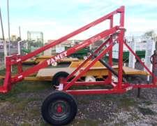 Elevador Transportador De Rollos Reforzado