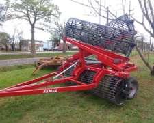 Rolo Famet Hidraulico 7 Mts de Labor Excelente Semi Nuevo