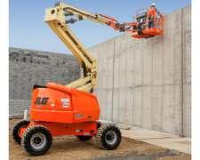 Alquiler Brazo Articulado Diesel JLG 450 AJ 16m