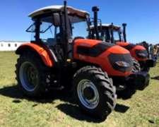 Nuevo Tractor Hanomag 4X4 140hp con Aire 6 Salida Hidraulic