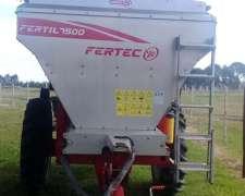 Fertilizadora Fertec Fertil 7500