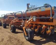 Sembradora Agrometal TX 22/52 Precisión Planting ROW Flow