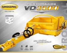 Pala Hidráulica VD 3500