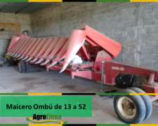 Cabezal Maicero Ombu de 13 a 52