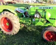 Tractor Deutz 2 Cilindros A46 con Dirección Hidráulica