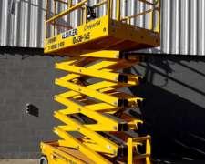 Plataforma Elevadora Tijera 14m Haulotte
