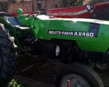 Vendo Tractor Deutz AX 460