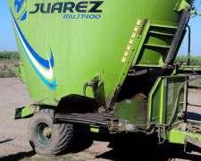 Mixer Vertical Juarez de 14 M