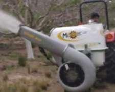 Nebulizador Metalfor Cañon Murcia CM-108
