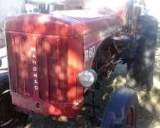 Hanomag R60 con Hidraulicos