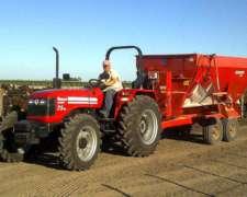Tractor Apache 75 HP, 3p Conversor, Vende Cignoli Hnos