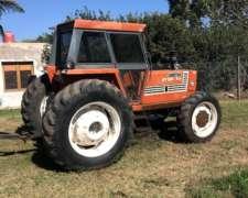 Fiat 980 Perking 6 con Cisterna 12.000 Litros