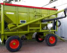 Tolvas Semilleras Agrosol de 12t Full