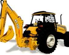 Retro Excavadora RT500 - Tbeh