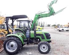 Tractor Mediano Chery BY Lion RD 404 con 3 Puntos