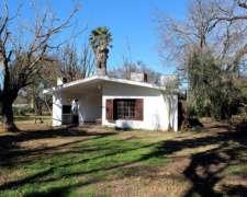 Campo, Vivienda y Galpón - Trifásica, Agua, a 50 de Córdoba