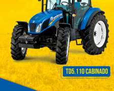 Tractor New Holland TD5.110 (nuevo)