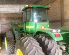 John Deere 9100 Articulado 2002. 6500 Hs Impecable