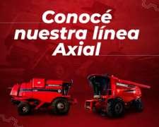 Cosechadoras Vassalli Axiales - Linea Completa / Nuevas 0km.