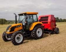 Tractor Valtra A750 - Río Tercero
