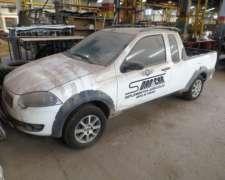 Fiat Strada 1.3 Jtd Modelo 2010