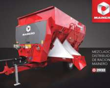 Mezclador Distribuidor de Raciones-mixer Mainero Modelo 2932