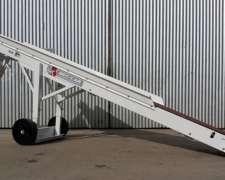 Cinta Transportadora Plana Portátil Cp-350.40 Bec-car