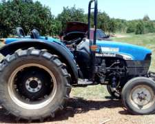 Tractor Angosto New Holland Tt65d