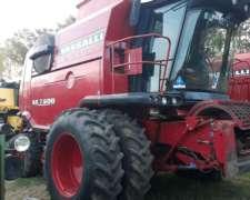 Cosechadora Vassalli Ax 7500 Financiada
