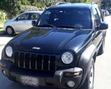Jeep Cherokee Versión Sport 2.8 TD ATX Modelo 2006
