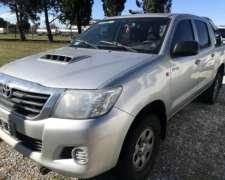 Camioneta Toyota Hilux 2.5
