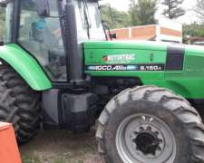 Tractor Agco Allis 6.150a - Duales Traseras