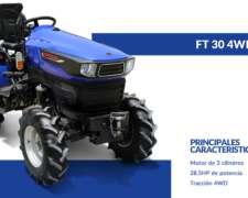 Tractor Farmtrac FT 30 12 Pagos