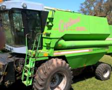 Deutz Optima 550 año 2003 - Plat 25 Pies Impecable