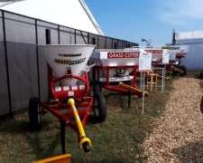 Fertilizadora Grass-cutter MB 500 Versión Arrastre