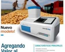 Espectrofotómetro Nir Analizador (humedad,proteína,grasa Etc
