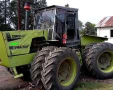 Zanello 540c 240 HP + Rastra Campra