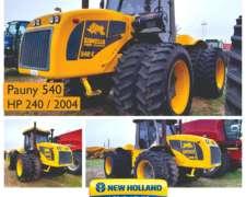 Tractor Pauny 540 año 2004