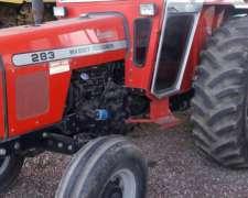 Tractor MF 283 en muy Buen Estado