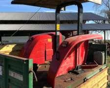 Guardabarros + Techo para Tractor Massey Línea 290