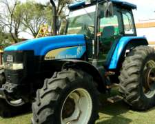 Tractor New Holland TM 7010 - año 2011