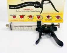 Jeringa Automatica Fix X 50 Cc Master C/plastico